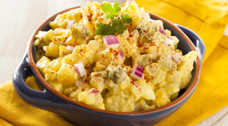 Американский картофельный салат