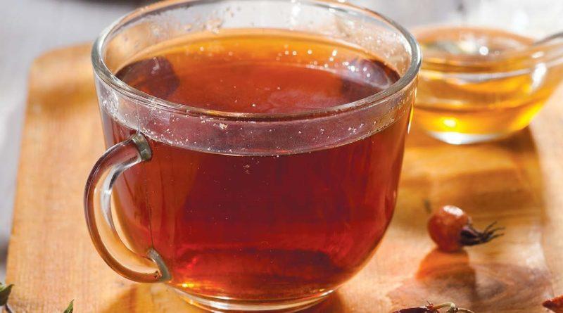 Чай по-монастырски