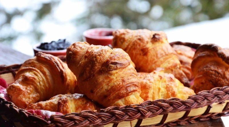 Домашние круассаны (по рецепту французской кондитерской)