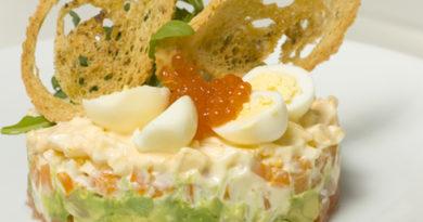Семга под шубой: особенный рецепт
