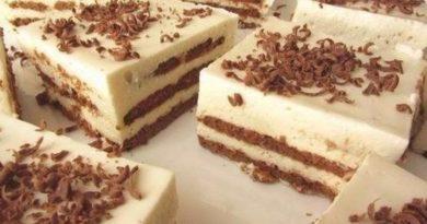 Обалденный тортик за 20 минут