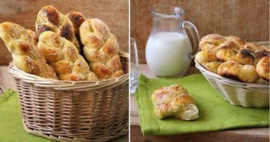 Воздушные и мягкие творожные косички — супер рецепт без возни с дрожжами