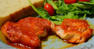 Свинина по-румынски. Рецепт от шеф-повара!