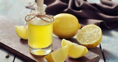 О пользе лимонного сока