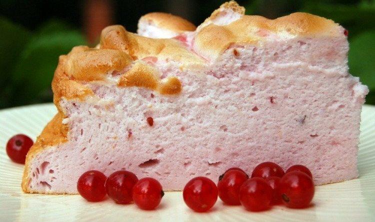 """Торт """"Розовое облако"""""""