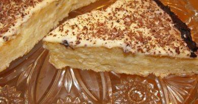 Мой любимый вариант семейной выпечки: Торт «Ростовский»