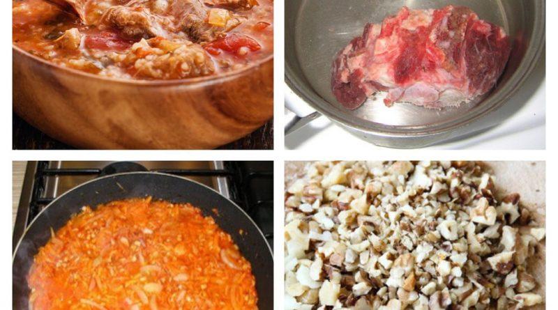 Как вкусно приготовить суп харчо: классический рецепт