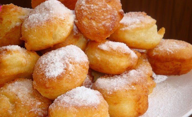 Пончики вкуснейшие