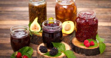 6 невероятно вкусных рецептов варенья!