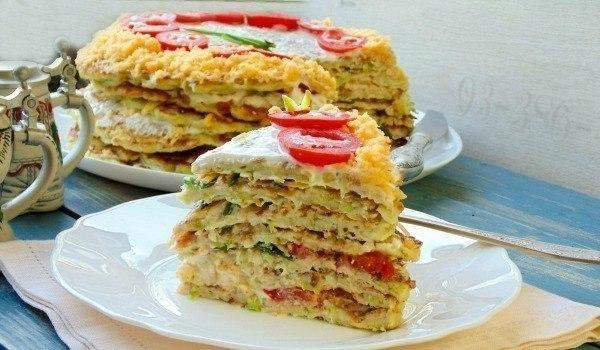Кабачковый торт: вкуснятина, которую вы еще не пробовали!