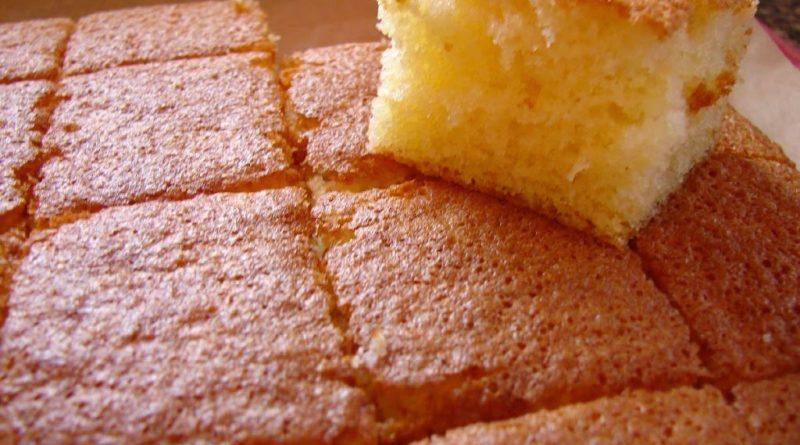 Пышный бисквит для тортов!