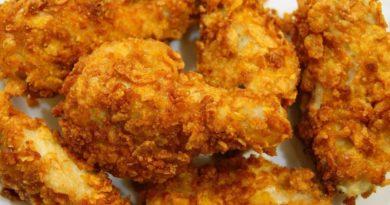 Крылышки а-ля KFC