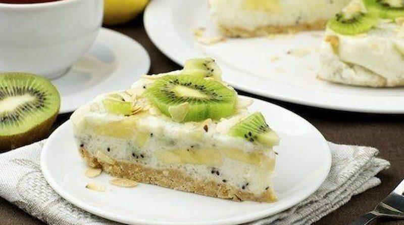 Йогуртовый торт «Шедевр»