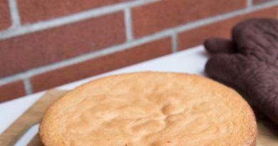 Бисквит (быстрый способ приготовления)
