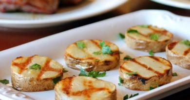 Картофельные кольца-гриль