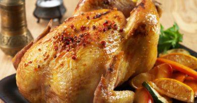 Как зажарить курицу в 2 раза быстрее