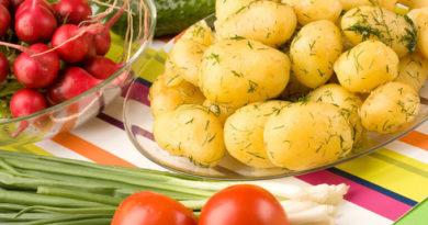 Картошечка по-украински от Андрея Данилко