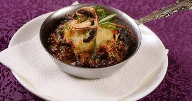 Жюльен из почек - рецепт из золотой коллекции французской кухни