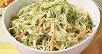 Салат мясной с квашеной капустой