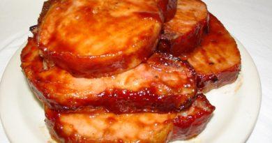 Свинина в коньячно-имбирном маринаде - сочная и пряная