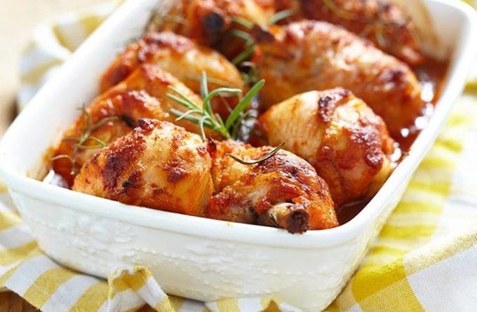 Курица в медовой глазури: пошаговый рецепт