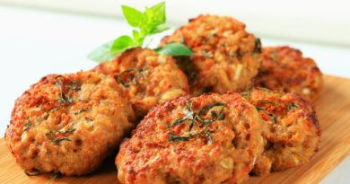 Овощные котлеты: 5 лучших рецептов