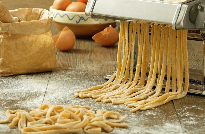 Как сделать тесто для пасты своими руками