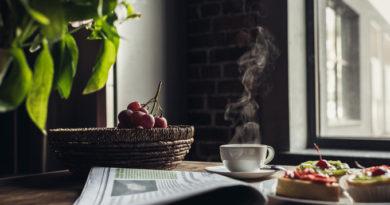 5 полезных завтраков на каждый день
