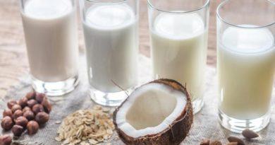 Рецепты полезного растительного молока