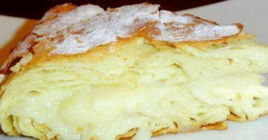 Пирог с обалденной начинкой