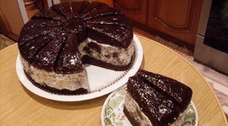 """Торт """"Африканская ромашка"""