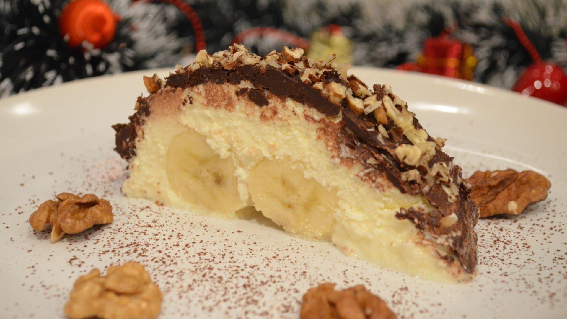 бананово творожный десерт рецепт с фото читатели, известны