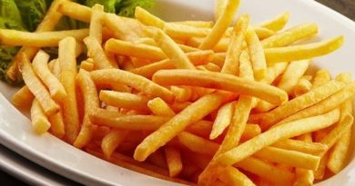 Как приготовить вкусный картофель фри в духовке