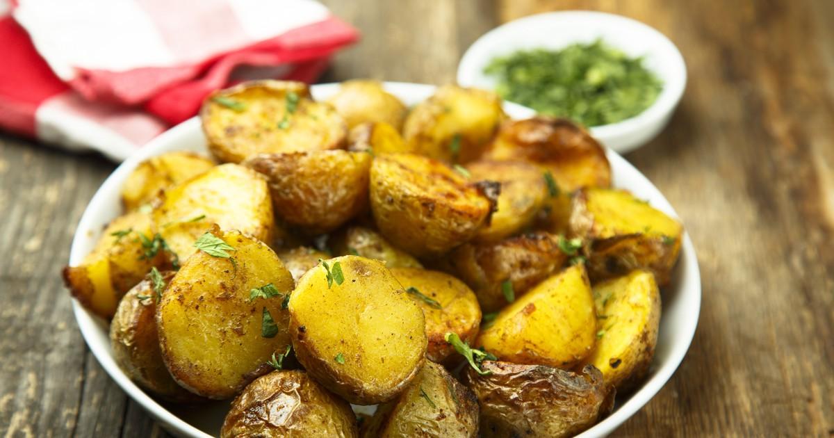 Картинки запеченного картофеля