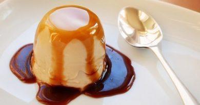 Кофейная панакотта