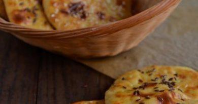 Финская картофельная лепешка