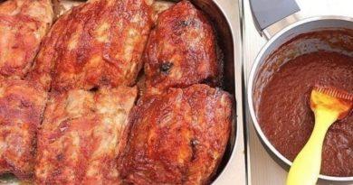 Вкус незабываемый: Запеченные Свиные Ребрышки «Дымок»