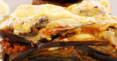 12 вкуснейших блюд из баклажанов
