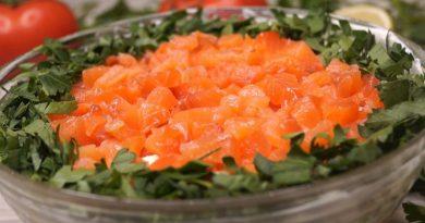 Салат «Праздник», Вы будете готовить его на все праздники