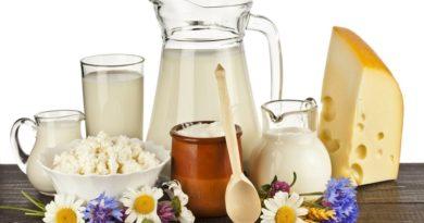 Как и сколько хранить молоко и кисломолочные продукты