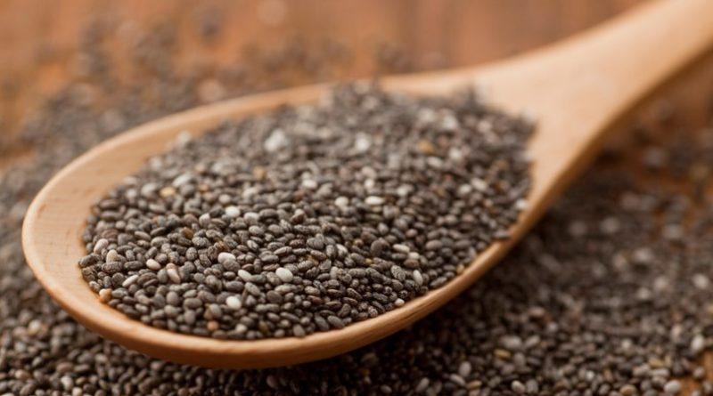 Рецепты с семенами чиа