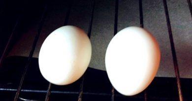 Готовим яйца вкрутую в духовке: кухонные лайфхаки