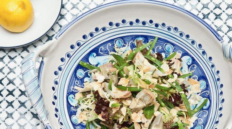 Низкокалорийные салаты: 11 рецептов и советы по приготовлению