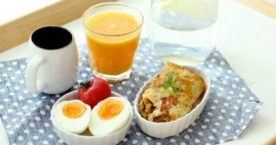 Что есть на завтрак?