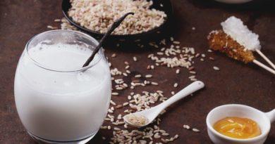 Польза и вред рисового молока
