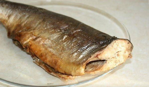 Как приготовить рыбу горячего копчения в рукаве для запекания