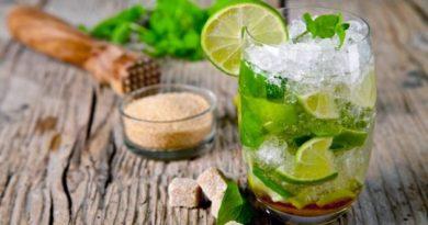 Безалкогольные коктейли, которые подойдут для любой компании