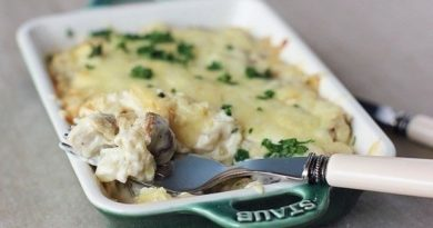 Вкуснейшие грибы в сметане — блюдо супер!