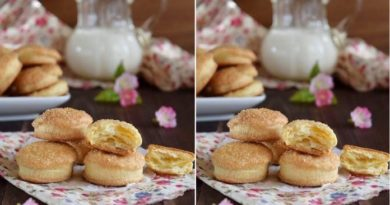 Обалденное печенье, которое тает во рту и с тарелки!