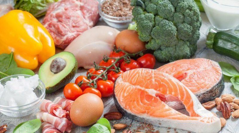 40 продуктов с низким содержанием углеводов